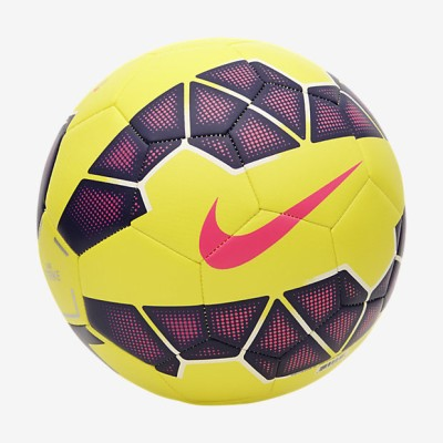 Nike Strike Hi-Vis Yellow Football -   Size: 5,  Diameter: 22 cm