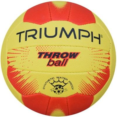 Triumph Grained Throw Ball -   Size: 5,  Diameter: 2.5 cm