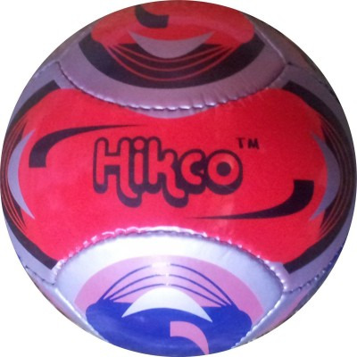 Hikco Mini 6 Panel Football - Size: 1, Diameter: 15 cm(Pack of 1, Multicolor)