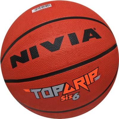 Nivia Top Grip Basketball - Size- 6