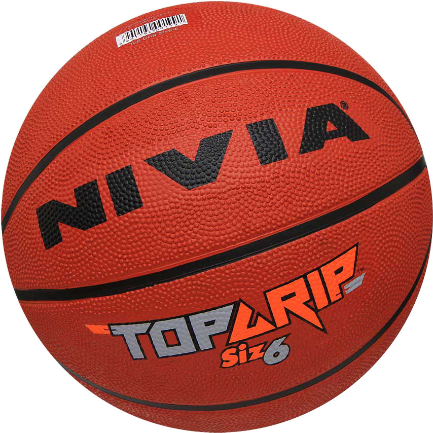 Nivia Top Grip Basketball - Size- 6