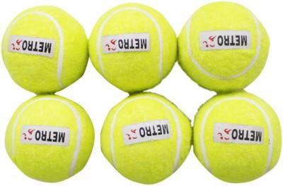 Metro Sports Metro Set Cricket Ball -   Size: 5,  Diameter: 6.5 cm