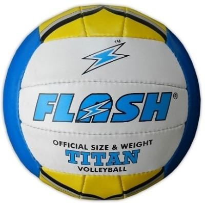 Flash Titan Volleyball -   Size: Standard,  Diameter: 10.5 cm