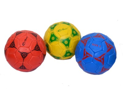 CW Pro World Football -   Size: 3,  Diameter: 22 cm