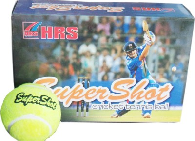 HRS Supershot Cricket Ball -   Size: Full,  Diameter: 6.4 cm