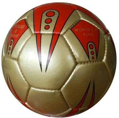 Flash Highly Tough Glossy Worldcup Plus Football -   Size: 5,  Diameter: 8.6 cm