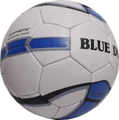 Blue Dot Classic Football -   Size: 5,  Diameter: 21 cm