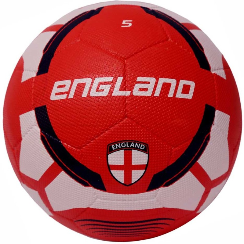 Vector X England Rubber moulded Football - Size: 5(Pack of...