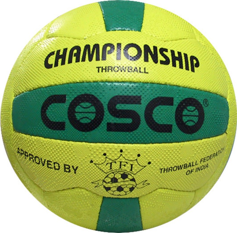 Cosco Championship Throw Ball -   Size: 5(Assorted)