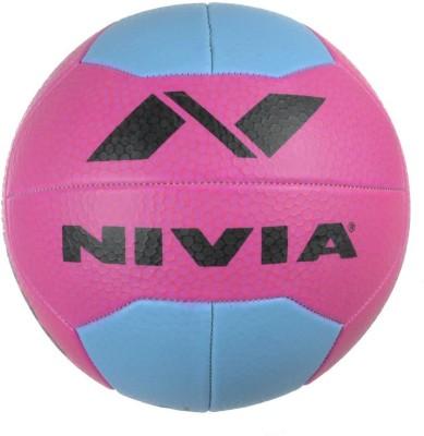 Nivia 18 Pannel Volleyball -   Size: 4,  Diameter: 21 cm
