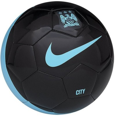 Nike Grass Football -   Size: 5,  Diameter: 22 cm(Pack of 1, Black, Blue)