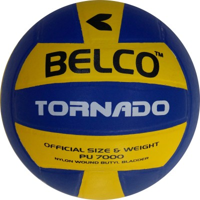 Belco Tornado Volleyball -   Size: 5,  Diameter: 20 cm
