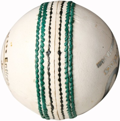 Three Wickets Jaguar Cricket Ball -   Size: 5,  Diameter: 7.2 cm