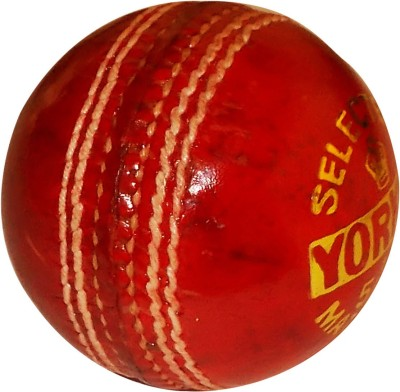 YORKER 2 pc Cricket Ball -   Size: 5.5,  Diameter: 4.5 cm
