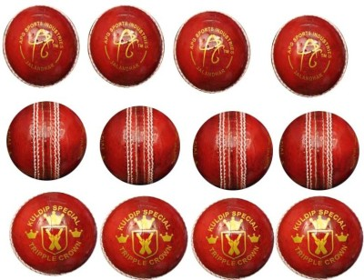 APG Kuldip Special Cricket Ball -   Size: 5,  Diameter: 7 cm
