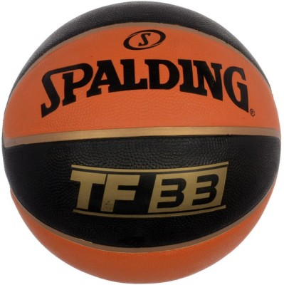 Spalding TF-33 Basketball - Size- 7, Diameter- 30 cm