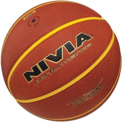 Nivia Tucana Basketball -   Size: 6,  Diameter: 2.5 cm