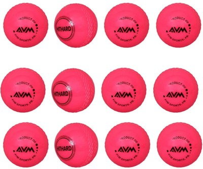 AVM Windball-17 Cricket Ball -   Size: Standard,  Diameter: 6.5 cm