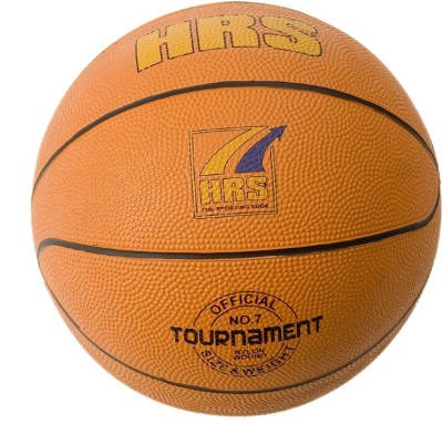 HRS Tournament Basketball -   Size: 7,  Diameter: 24.8 cm