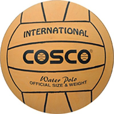 Cosco International Water Polo Cricket Ball - Size- 5, Diameter- 69 cm