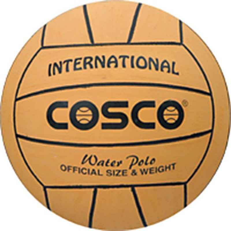 Cosco International Water Polo Water Polo Ball -   Size: 5,  Diameter: 69 cm(Pack of 1, Multicolor)