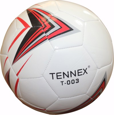 Tennex T-003 Red Football -   Size: 5,  Diameter: 22 cm