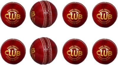 Priya Sports Red Cric Cricket Ball -   Size: 5,  Diameter: 2.5 cm