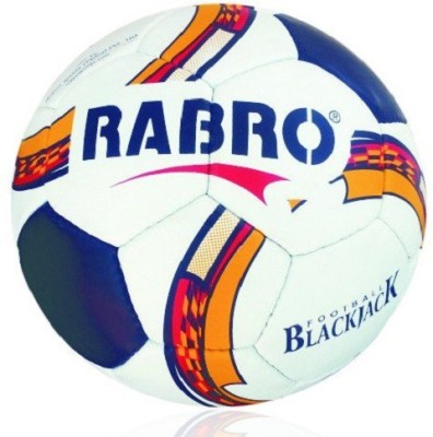 Rabro BLACK-JACK2 Football -   Size: 5,  Diameter: 24 cm