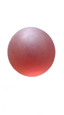 Actifit Exercising Ball Gel Juggling Ball -   Size: 3,  Diameter: 6 cm(Pack of 1, Red)