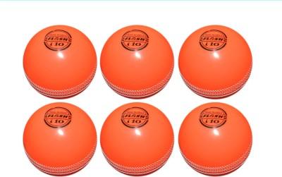 FLASH SOFT i-10 Cricket Ball -   Size: STANDARD,  Diameter: 7.3 cm