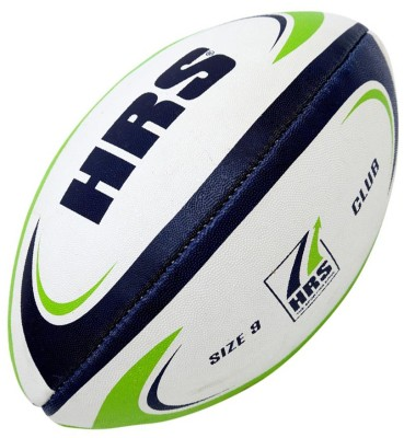HRS Club Rugby Ball -   Size: 3,  Diameter: 20 cm