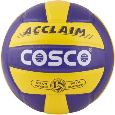 Cosco Acclaim Volleyball - Size- 4, Diameter- 8.1 cm
