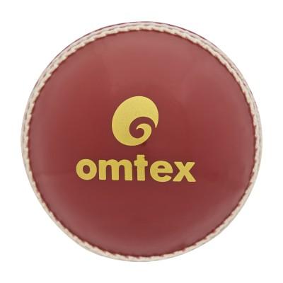Omtex Prosoft Cricket Ball -   Size: 5.5,  Diameter: 2.5 cm