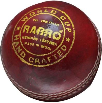 Port Rabrocrktball Cricket Ball -   Size: 5,  Diameter: 18 cm