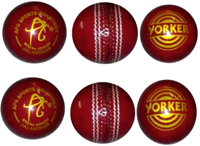 APG YORKER Cricket Ball -   Size: 5,  Diameter: 71 cm