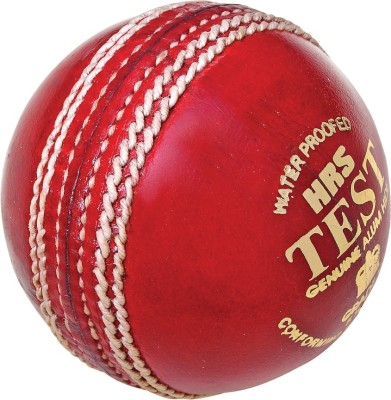 HRS Test Cricket Ball -   Size: Full,  Diameter: 7 cm