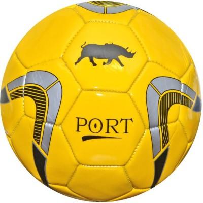 Port Worldcup-yellow Football -   Size: 5,  Diameter: 22 cm