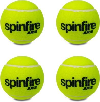 Spinfire Juice Tennis Ball -   Size: 4,  Diameter: 2.5 cm