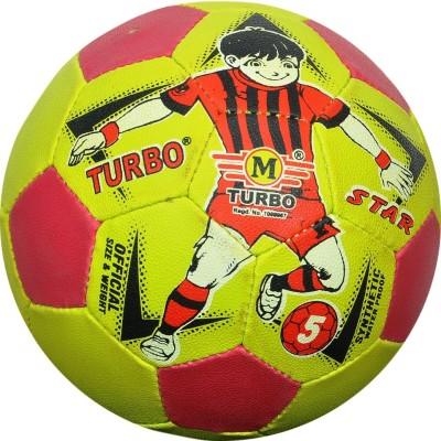 TURBO STAR Football -   Size: 5,  Diameter: 68.5 cm