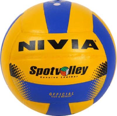Nivia Spot Volleyball -   Size: 4