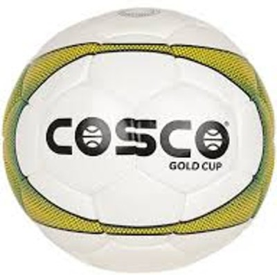 Cosco Gold Cup Football -   Size: 5,  Diameter: 2.5 cm