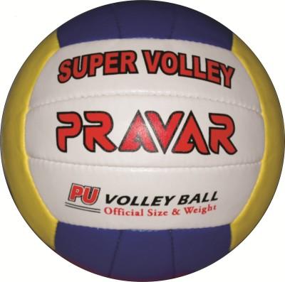 Pravar Moni Volleyball -   Size: 5,  Diameter: 22 cm
