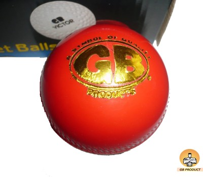 GB Red cricket ball Cricket Ball -   Size: 5.5,  Diameter: 2.5 cm