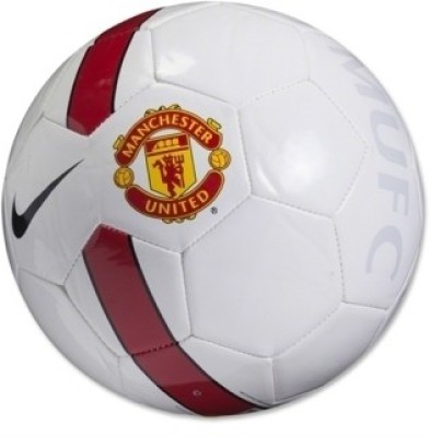 Nike Man Utd Supporters  Size: 5,  Diameter: 22 cm