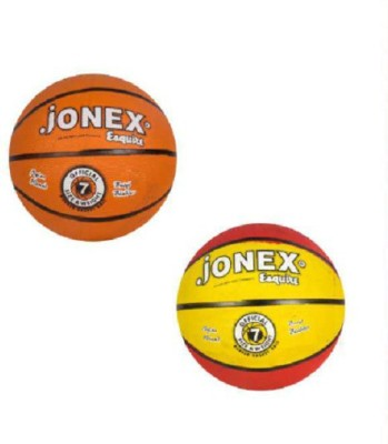 JJ Jonex ESQUIRE NO.7 Basketball -   Size: 7,  Diameter: 26 cm