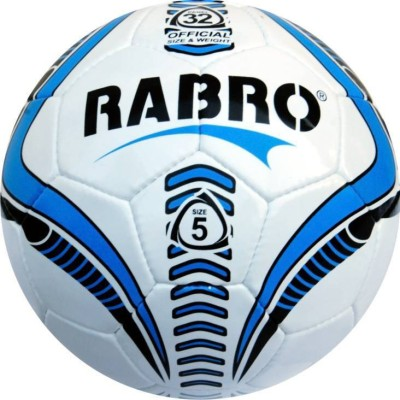 Rabro Super Dynamic Football -   Size: 5,  Diameter: 22 cm