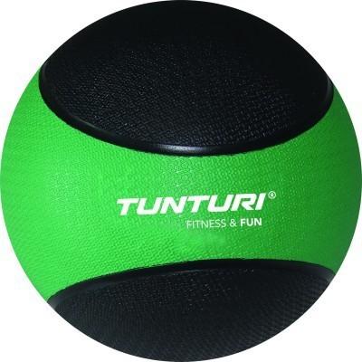 Tunturi tunturi medicine ball 2kg,green/black Medicine Ball