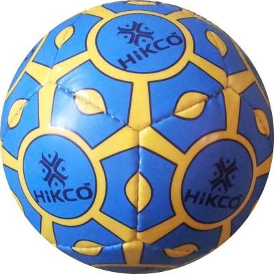 Hikco Mini 12 Panel Blue Football -   Size: 1,  Diameter: 15 cm