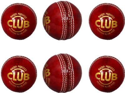 Priya Sports PCRED-6 Cricket Ball -   Size: 5,  Diameter: 2.24 cm