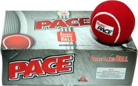 Megaplay Pace Heavy Cricket Ball -   Size: Standard,  Diameter: 6.5 cm